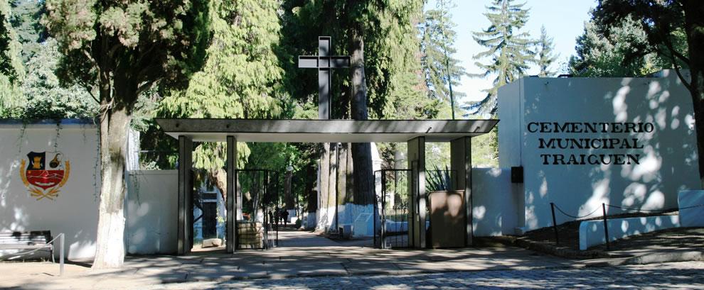 Cementerio Municipal de Traiguén