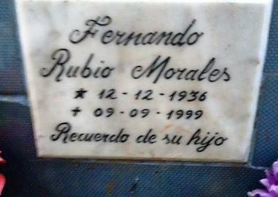 tumba-Rubio
